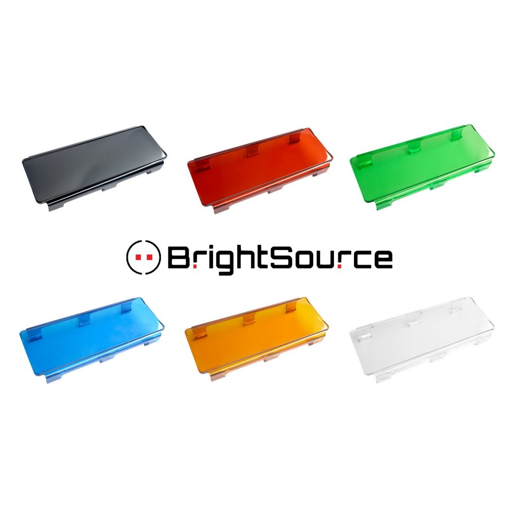Light Bar Covers 8″