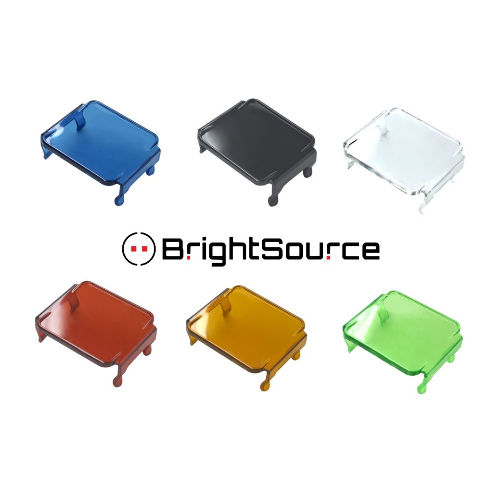Cube Light Covers