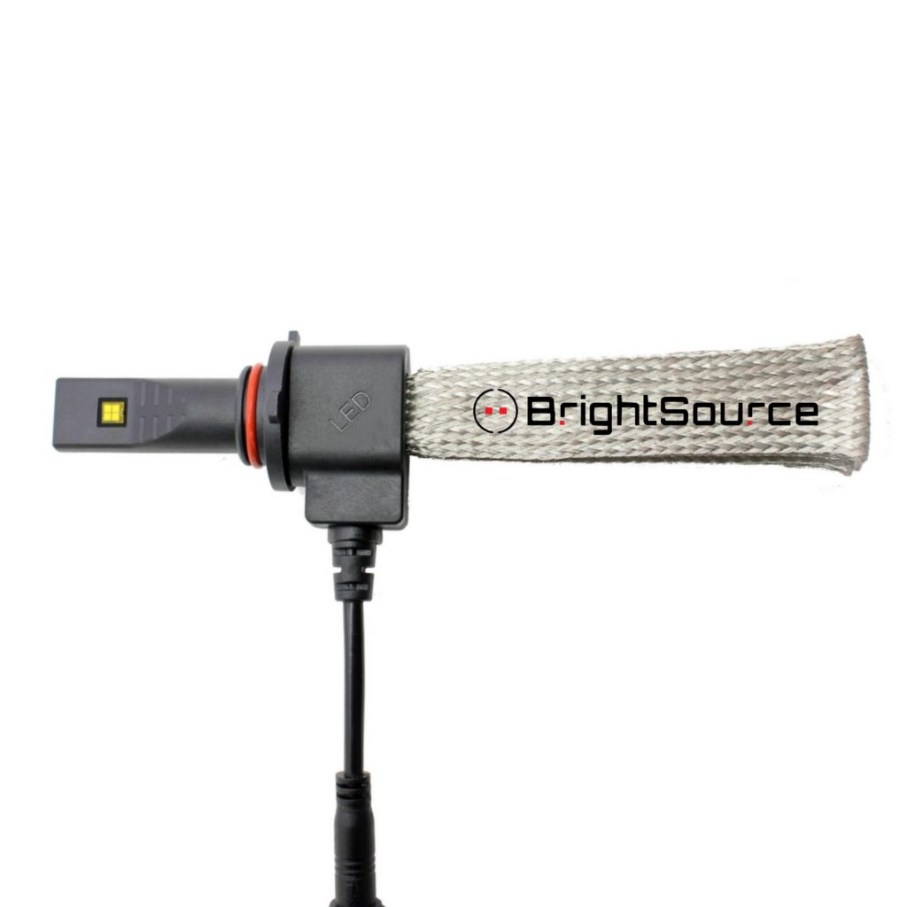 #84910 H10/9145 – Fog LED Kit Woven Heatsink