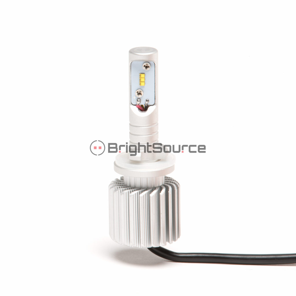 41881 881 LED Reversible Heatsink Single Bulb