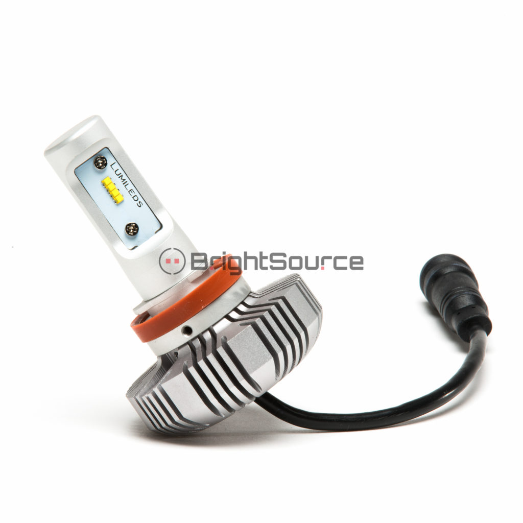 41911 – H11 LED Reversible Heatsink Single Bulb