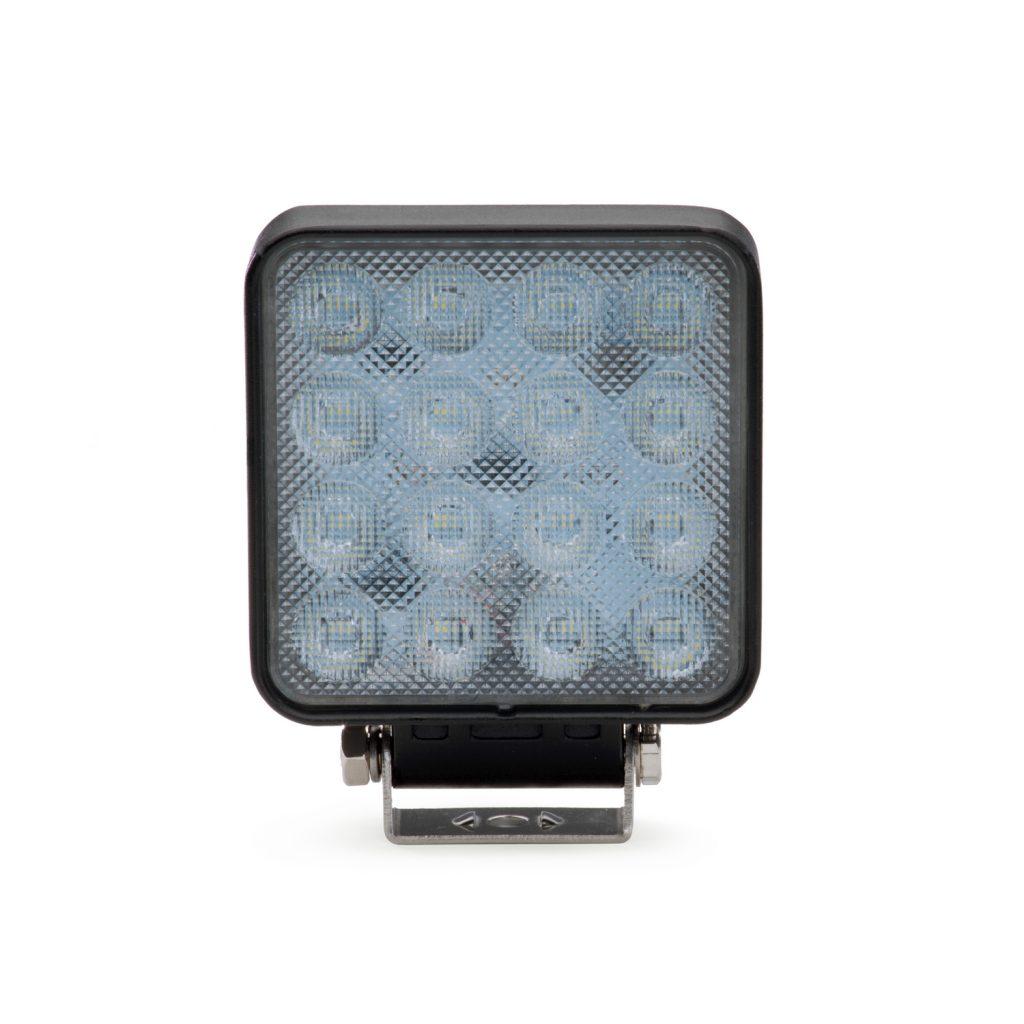 4″ Square High Intensity Work Light #791482F
