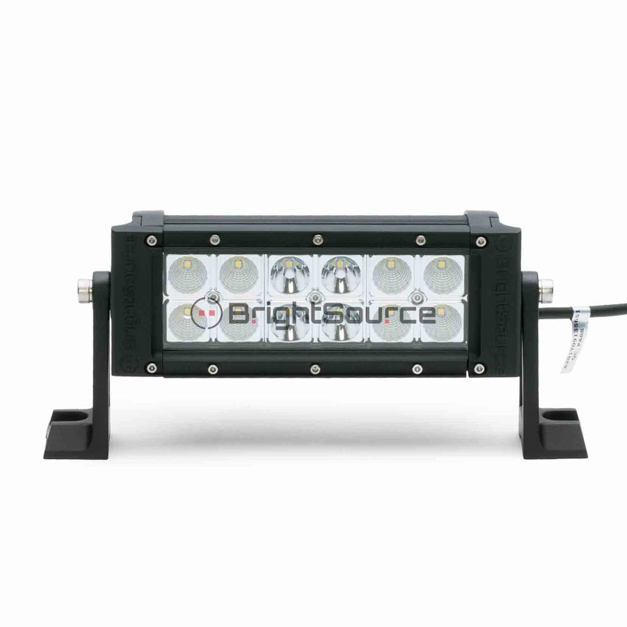 Double Row City Series #72106 LED Light Bar 6″