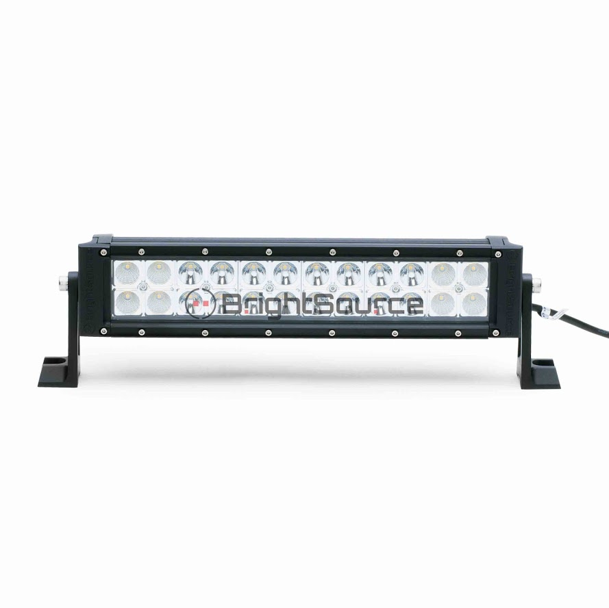 Double Row City Series #72112 LED Light Bar 12″