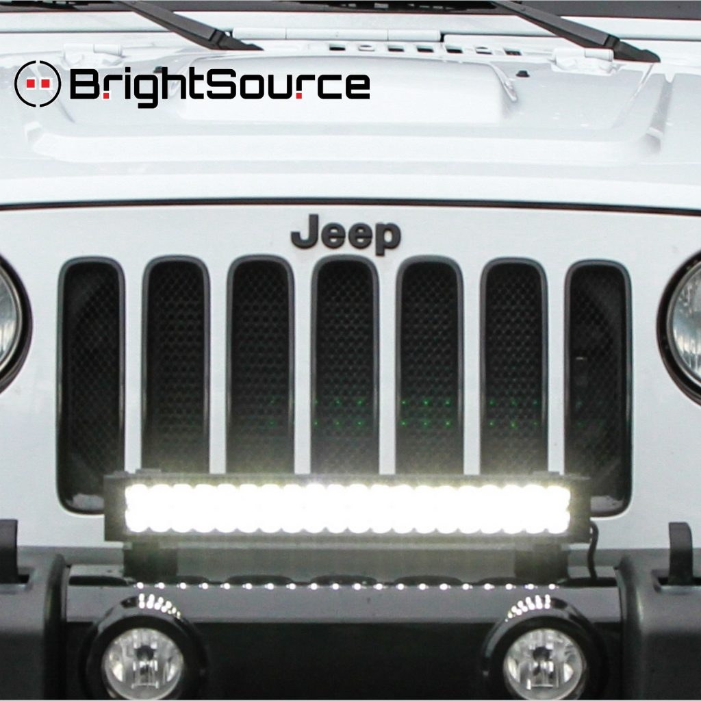 Light Bar Bracket Kit 2007+ Jeep Wrangler JK #212007