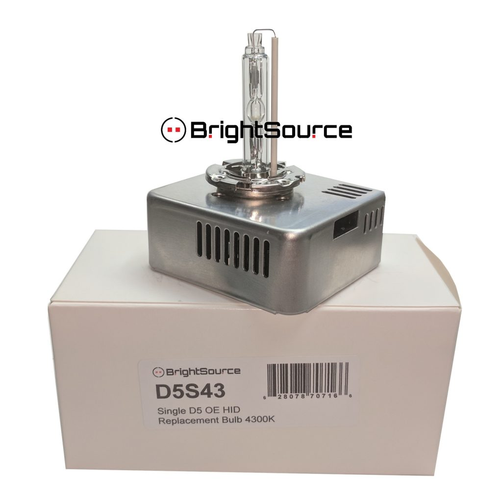 OE Upgrade D5S Single HID Bulb 4300K