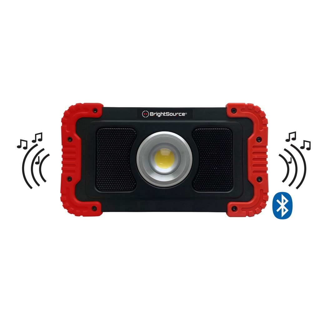 Portable Work Light with Bluetooth Speakers #791106R